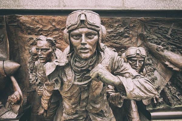 Wall Art - Photograph - Battle Of Britain Memorial by Martin Newman