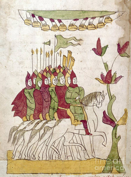 Wall Art - Photograph - Battle Of Kulikovo, 1380 by Granger