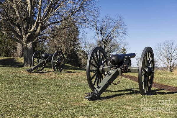 Wall Art - Photograph - Battlefield At Fredericksburg by John Greim