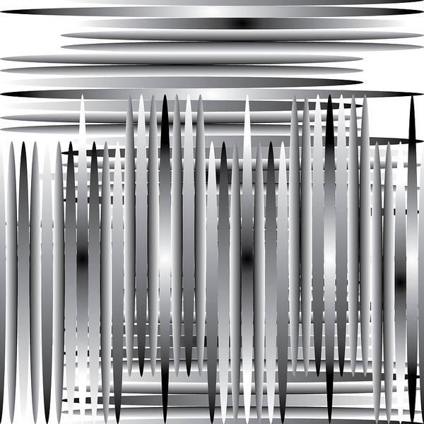 Digital Art - Battlement by Kevin McLaughlin
