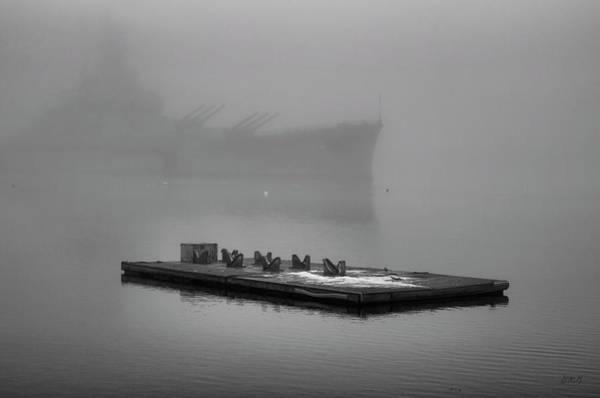 Photograph - Battleship Cove by Dave Gordon