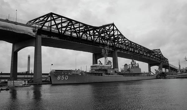 Photograph - Battleship Cove Panorama by David Gordon