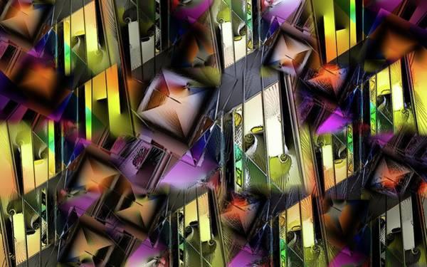 Bauble Digital Art - Baubles by Ron Bissett