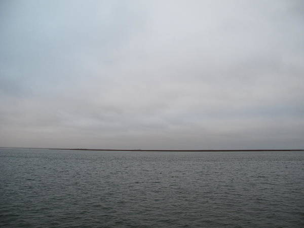 Photograph - Bay And Distant Horizon 2 by Frank Romeo