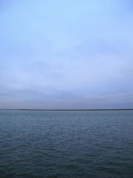 Photograph - Bay And Distant Horizon 3 by Frank Romeo