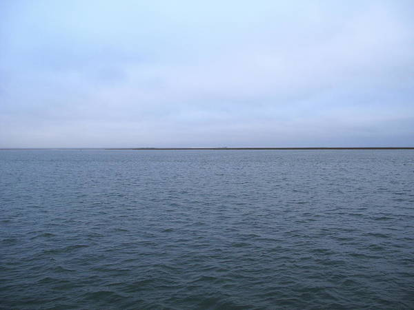 Photograph - Bay And Distant Horizon by Frank Romeo