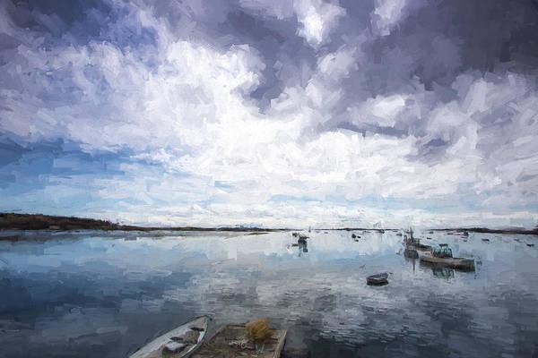 Beautiful Sunrise Digital Art - Bay Area Boats IIi by Jon Glaser