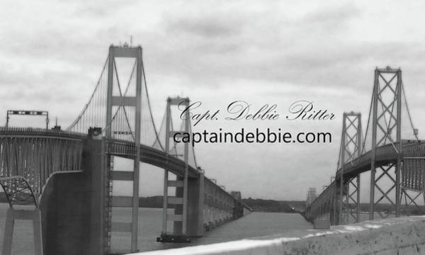 Photograph - Bay Bridge by Captain Debbie Ritter