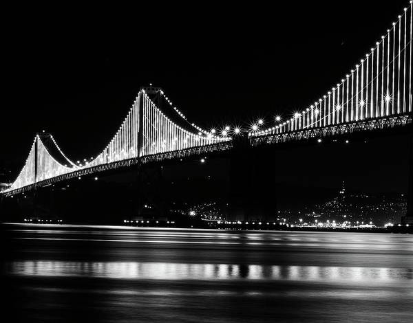 Photograph - Bay Bridge by Rand