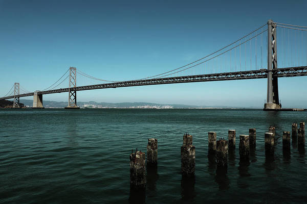 Wall Art - Photograph - Bay Bridge  by The Artist Project