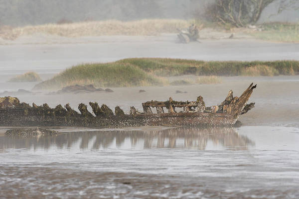 Photograph - Bay Decay by Robert Potts