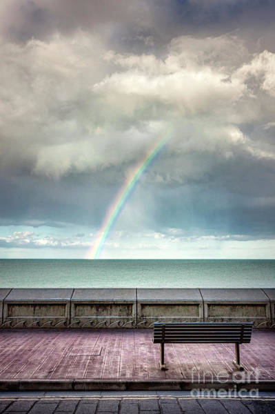 Scarborough Photograph - Bay Of Rainbows by Evelina Kremsdorf