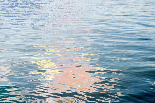 Photograph - Bay Ripples by Gene Norris