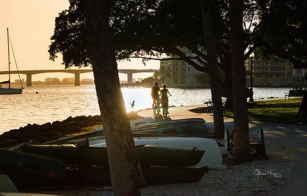 Photograph - Bayside Bike Ride by Susan Molnar