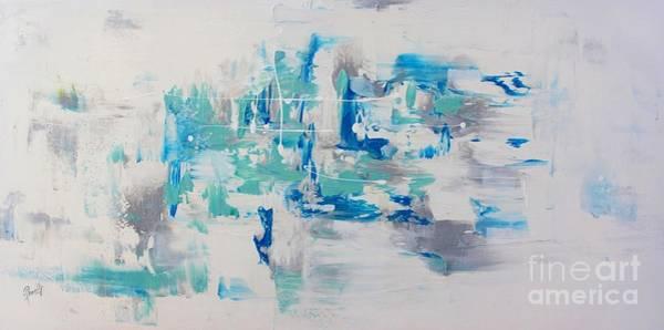 Painting - Bayside by Preethi Mathialagan