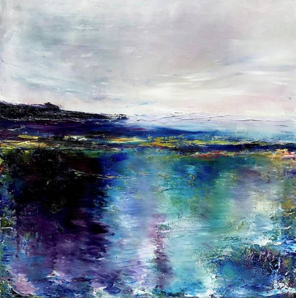 Wall Art - Painting - Bayside Series 1 by Julia S Powell