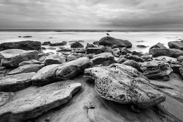Marine Layer Photograph - Baywatch by Alexander Kunz