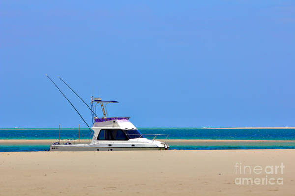 Photograph - Bazaruto Fishing Boat by Jeremy Hayden