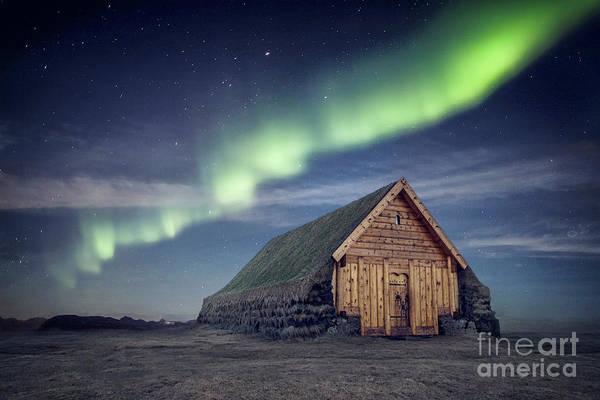 Northern Photograph - Be My Light by Evelina Kremsdorf