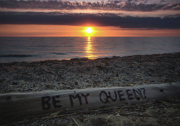 Wall Art - Photograph - Be My Queen by Cale Best