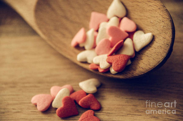 Photograph - Be My Valentine 4 by Andrea Anderegg