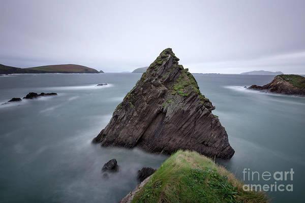 Rock Island Photograph - Be Still And Listen by Evelina Kremsdorf