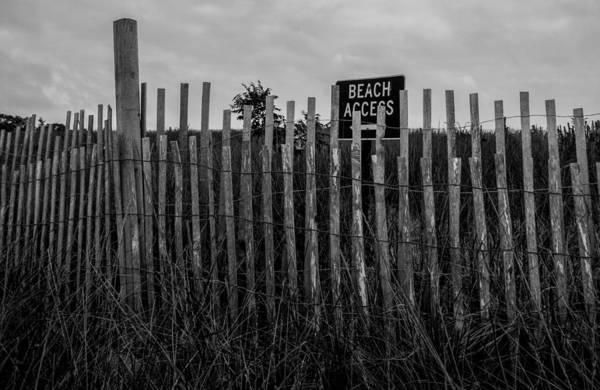 Photograph - Beach Access by Brian MacLean