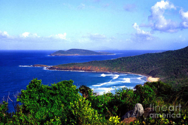Photograph - Beach And Cayo Norte From Mount Resaca by Thomas R Fletcher