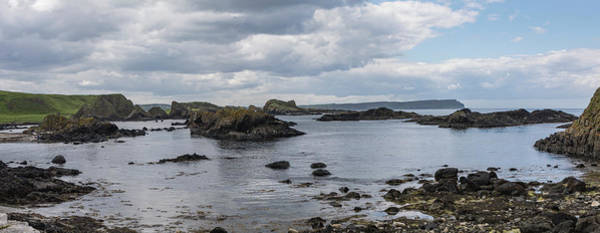 Photograph - Beach At Ballintoy by Teresa Wilson