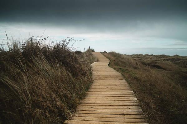 Photograph - Beach Boardwalk by James Billings