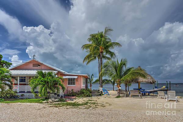Wall Art - Photograph - Beach Bungalow  by Rick Mann