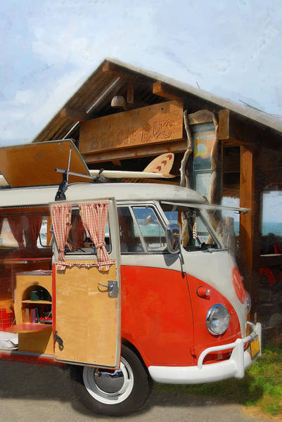 Wall Art - Photograph - Beach Bus by Ron Regalado