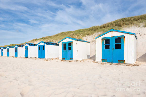 Photograph - Beach Cabin 61,62,63,... by Hannes Cmarits
