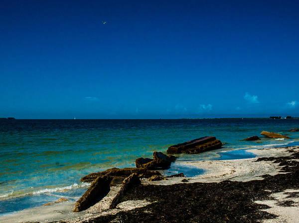 Photograph - Beach Day by Randy Sylvia