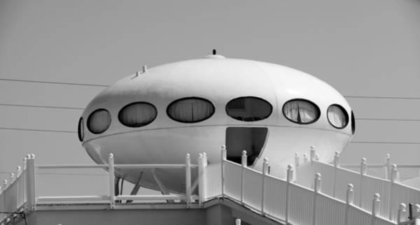Wall Art - Photograph - Beach Dome Home by Toni Hopper