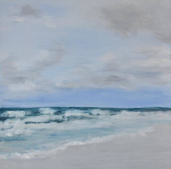Painting - Beach by Emily Warren