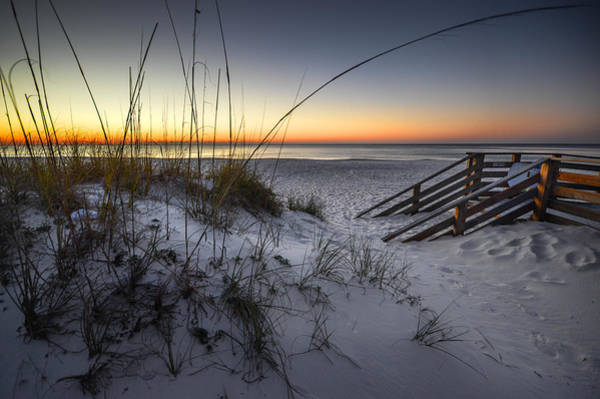 Photograph - Beach Entrance by Michael Thomas