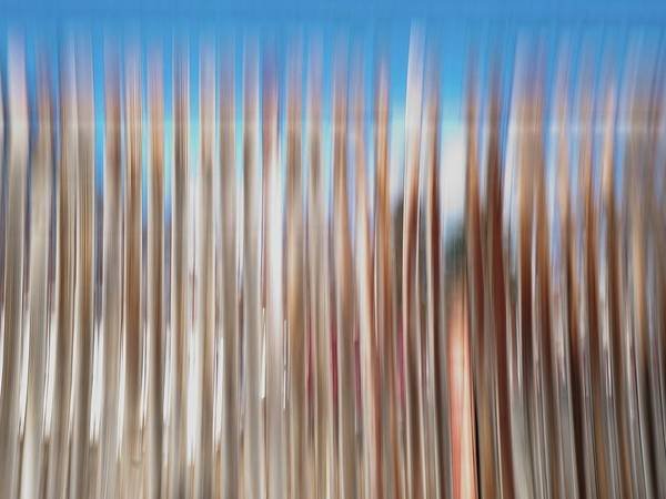 Photograph - Beach Fence by Dutch Bieber