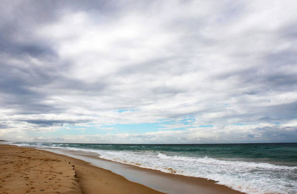 Beach Horizon - Surfer's Paradise Art Print