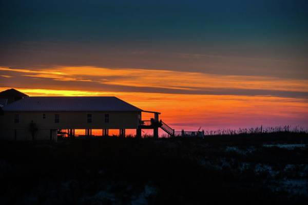 Digital Art - Beach House Colors by Michael Thomas