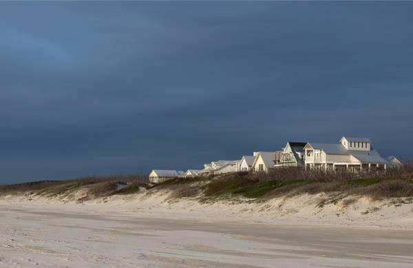 Photograph - Beach Houses by Brian Kinney