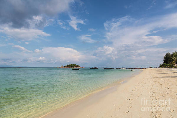 Photograph - Beach In Koh Lipe In Thailand by Didier Marti