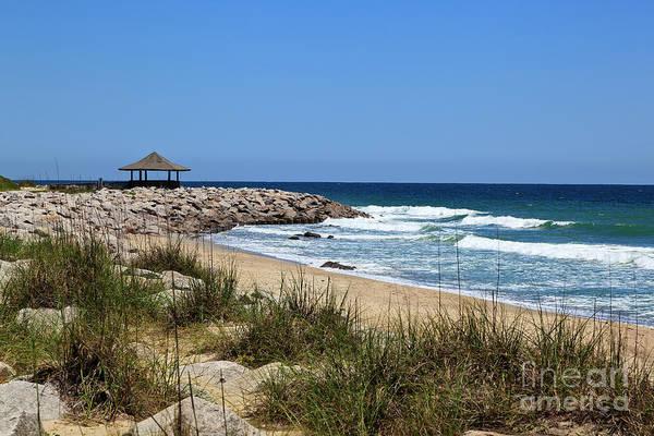 Photograph - Beach In North Carolina by Jill Lang