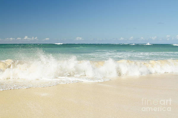 Photograph - Beach Love Shoreline Serenity by Sharon Mau