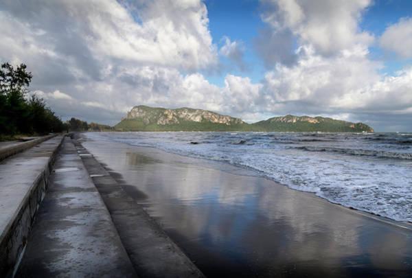 Photograph - Beach Mirror by Georgia Fowler