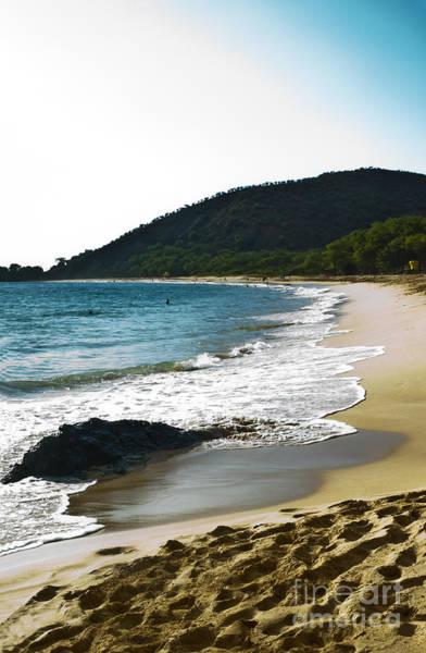 Rock Island Line Photograph - Beach On Maui 22 by Micah May