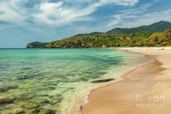 Wall Art - Photograph - Beach Paradise by Adrian Evans