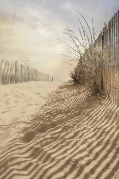 Rehoboth Beach Photograph - Beach Path by Lori Deiter