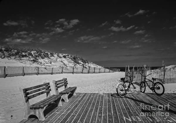 Photograph - Beach Ride by Debra Fedchin