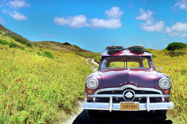 Wall Art - Photograph - Beach Road Woody by Sean Davey